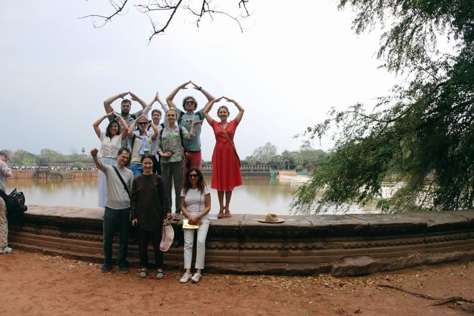 Камбоджа с братьями Набутовыми