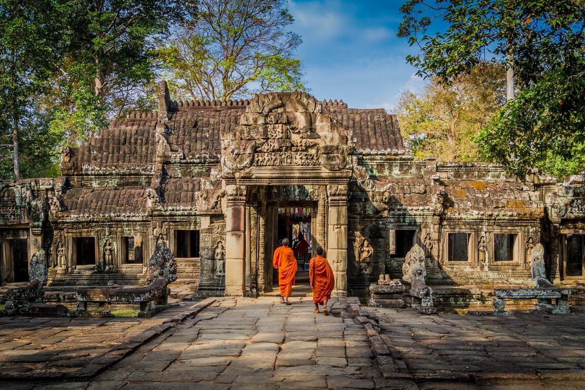 Новогодние праздники в Камбодже и Вьетнаме с Сергеем Цигалем