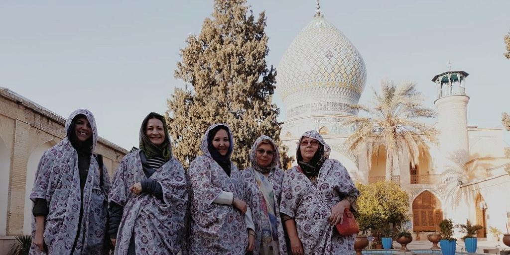 Весенний Иран с Григорием Кубатьяном